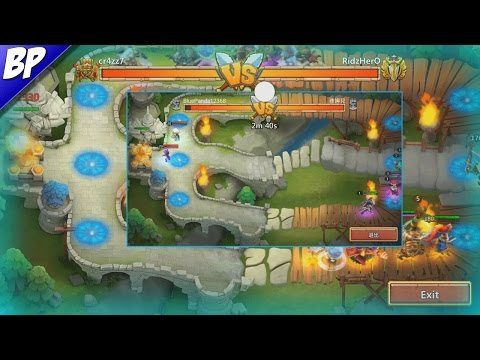 How To Play With 2 Castle Clash Accounts At The Same Time!