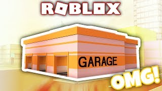 NOUVEAU HELICOPTER GARAGES UPDATE!! (Roblox Jailbreak)