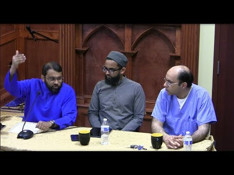 Panel discussion : Ramadan Revival - Dr. Yasir Qadhi, Dr. Arsalan Sherwani, Us. Safi Khan