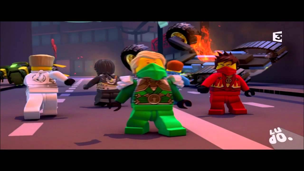 clip ninjago saison 3 musique fight song - Ninjago Nouvelle Saison