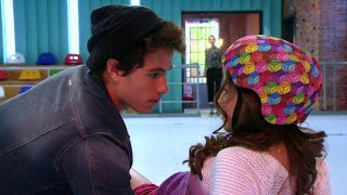 Soy Luna 1 - Simon atrapa a Luna, Simon quiere besarla (1x19 HD)