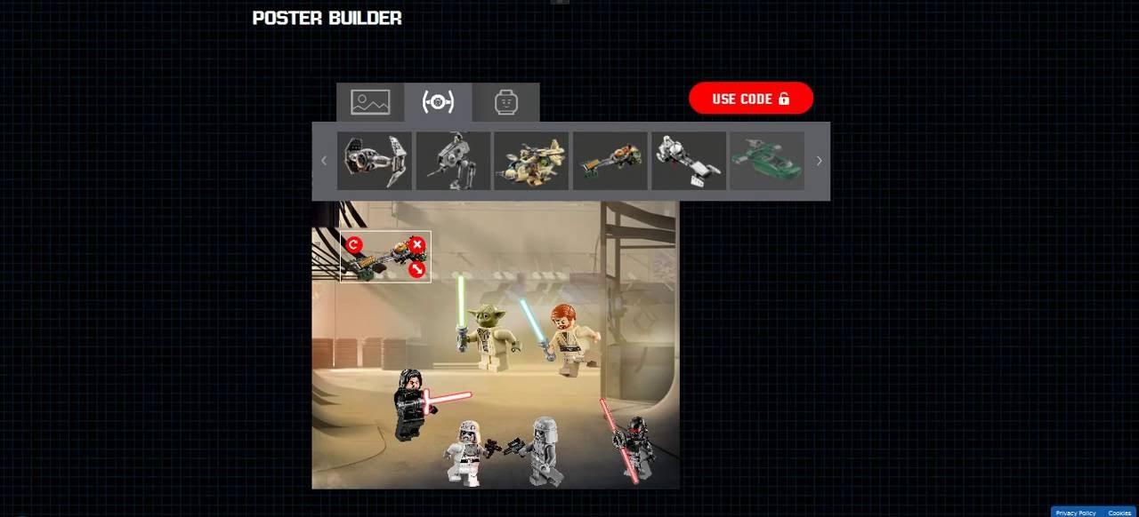 POSTER BUILDER||STAR WARS - YouTube