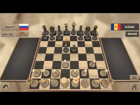Real Chess (by Alienforce) - Board Game For Android And IOS - Gameplay.