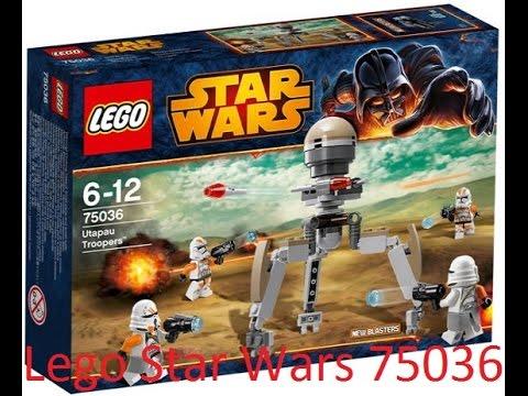 Budowanie Lego Star Wars Odcinek 2 Lego Star Wars 75036 Youtube