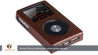 FiiO X5 2nd Generation High Resolution Digital Audio Player with Carrying Case and Extreme Audio