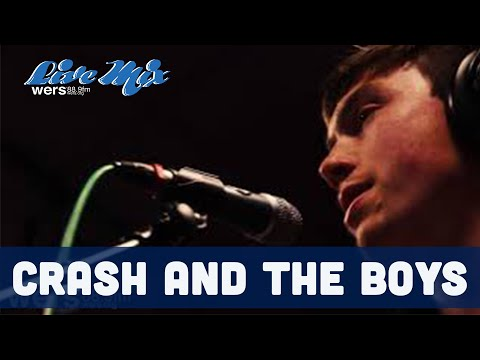 Crash and the Boys - Full Performance (Live at WERS)