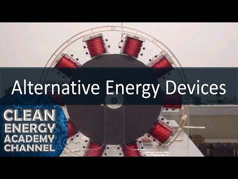 Alternative Energy Devices