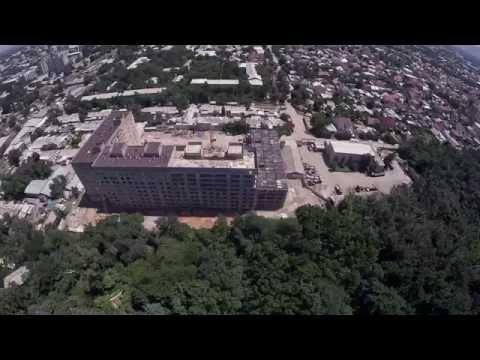 Строительство жилого комплекса Ак Барс