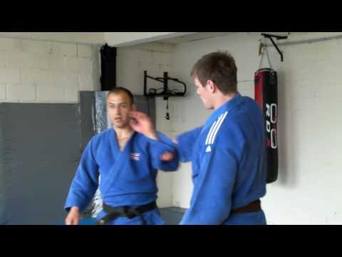 Judo Grips- Georgi Georgiev teaches his gripping s...