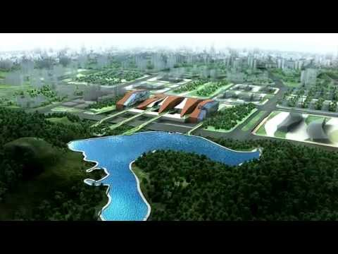 Competition movie Guangzhou Baiyun International Conference Center China