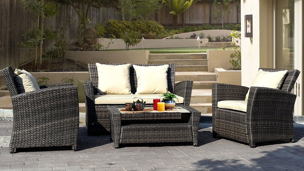 top 5 patio furnitures