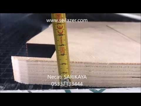 AhŞap Kesİm Vİdeosu Wood Laser Cutting Doovi
