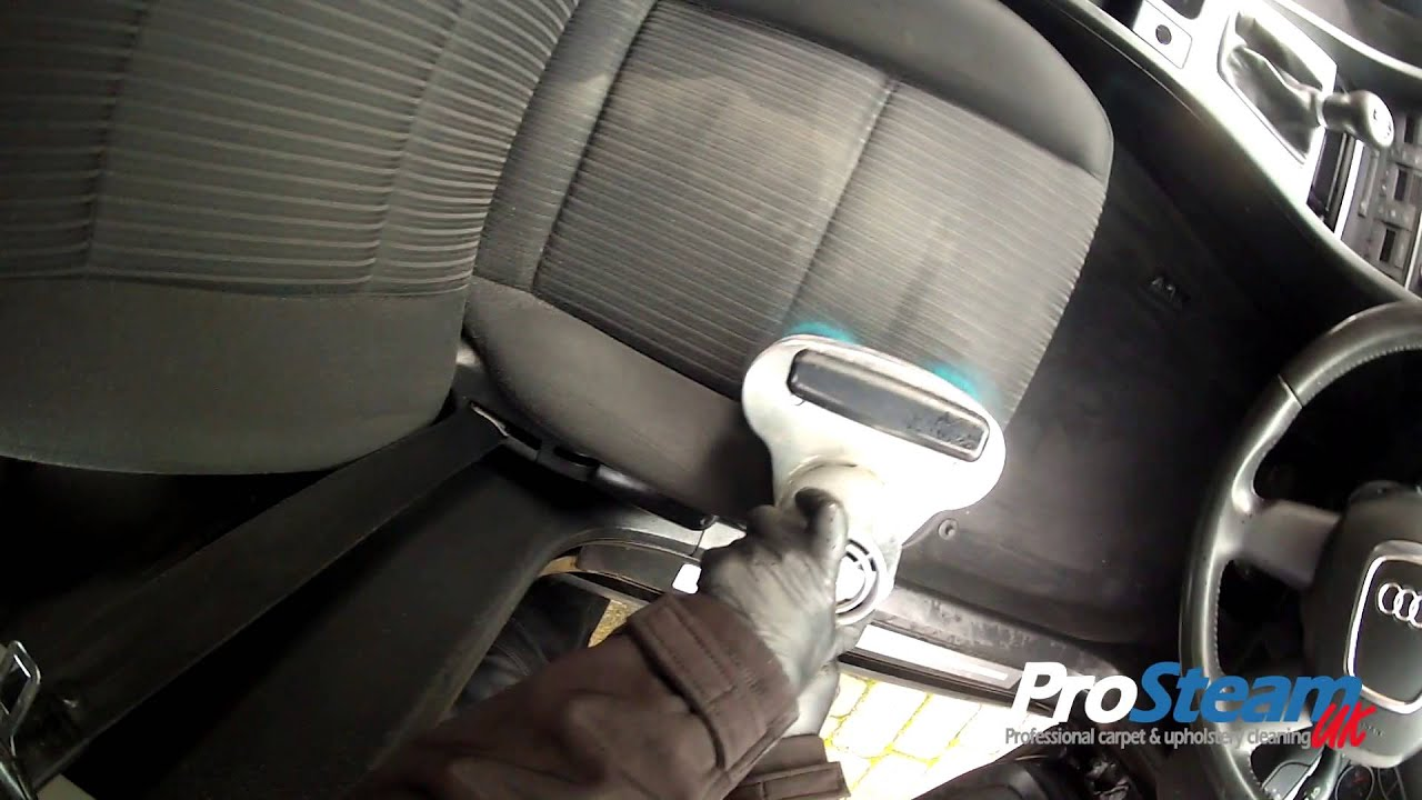 farnham car interior deep clean seats youtube. Black Bedroom Furniture Sets. Home Design Ideas