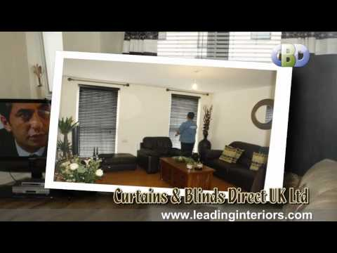 Harrow1 WoodenVenetionBlinds at www.leadinginteriors.com