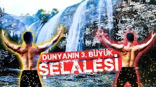 Türkiyenin En Büyük ŞELALESİNE GİTTİK! | KÖYÜMÜZDE BİR GÜN GEÇİRDİK!