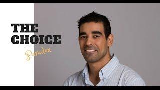 על פרדוקס הבחירה ואיך הוא מונע מבעלי עסקים להגדיל יחס המרה ורווחיות