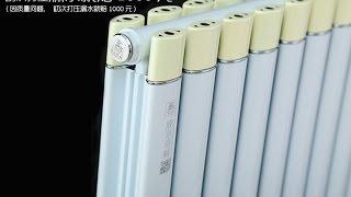 Обзор медных радиаторов отопления высотой 1.5 метра.