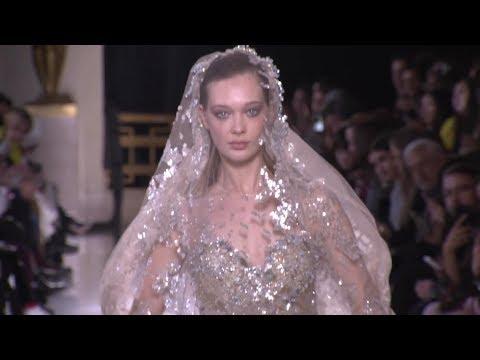 Elie Saab Haute Couture Spring Summer 2019 Paris