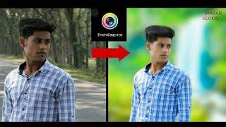 Photo Editing Manipulation। Photo Director App on Mobile!!!!