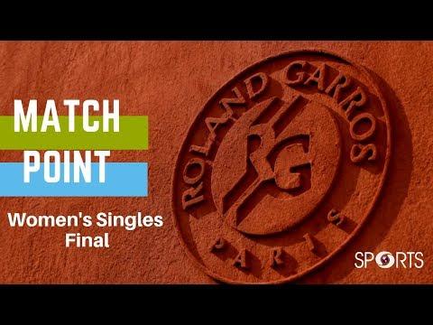 #FrenchOpen Match Preview - Ashleigh Barty vs Marketa Vondrousova | Match Point #RG19