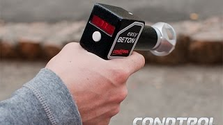 Обзор ► Склерометр Сondtrol Beton Easy(Измеритель прочности Condtrol Beton Easy предназначен для неразрушающего контроля прочности и однороднос..., 2015-04-01T09:20:11.000Z)