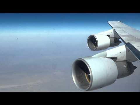Iran Air 747 SP-86 - Flight from Kuala Lumpur Int'l (KUL) to Tehran Imam Khomeini Int'l (IKA)