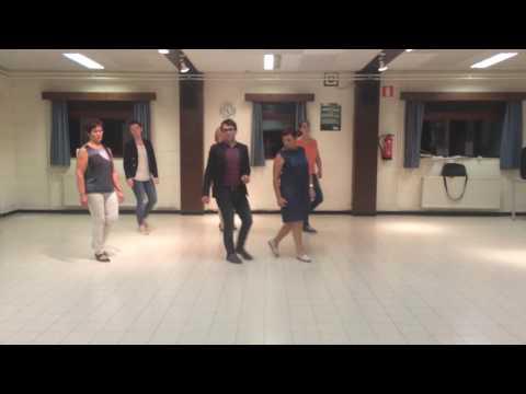 Damn Drunk Cha (Jef Camps) - Line dance