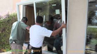 how to install a replacement window the right window company