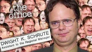 Dwight K. Schrute: Assistant (TO THE) Regional Manager | Comedy Bites
