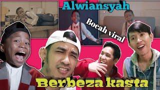 Download lagu Alwiansyah - Berbeza Kasta (Official Music Video) Reaction