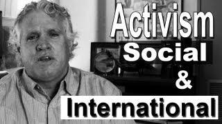 Activism Social & International