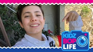 KIDZ BOP Life: Vlog # 3 - Shane travels to New York City