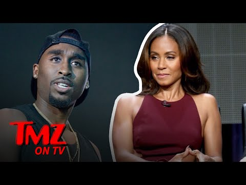 Jada Pinkett Smith – BLASTS New Tupac Movie! | TMZ TV