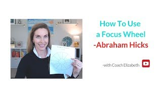 How to Do a Focus Wheel- Abraham Hicks