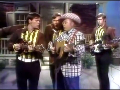 Jimmy Martin & His Sunny Mountain Boys - Will The Circle Be Unbroken