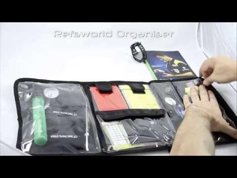 REFSWORLD Organiser Video