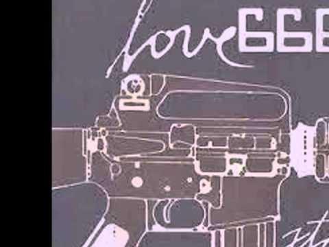 Love 666 - XTC - Amphetamine Reptile Records 1994