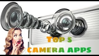 top camera apps for android 2018