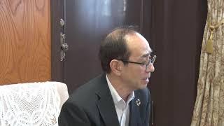 平成30年7月豪雨災害に係る義援金贈呈式(日本生活協同組合連合会)