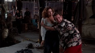 Жесткое разоблачение трансвестита — Эйс Вентура: Розыск домашних животных (1994) сцена 9/10 HD