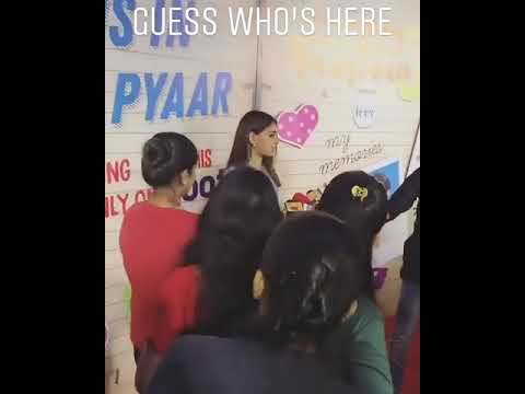 Kaisi yeh Yaariyan season 3 || screening with fans || kyyonvoot || Parth samthaan Niti Taylor | PaNi