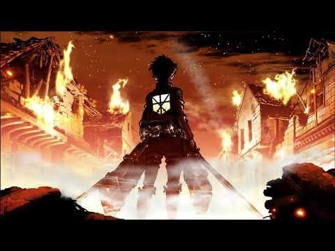 4k Attack On Titan Shingeki No Kyojin Live Wallpaper Youtube