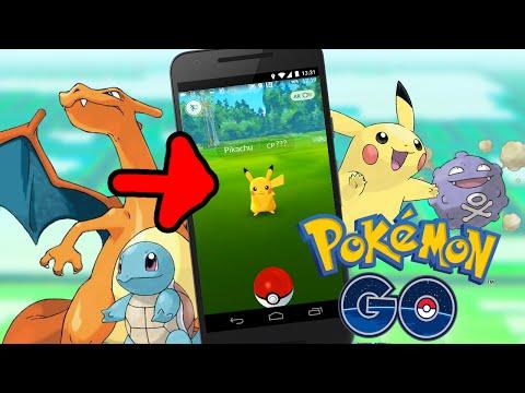 Pokemon GO : 精靈寶可夢GO ➲ 一開始就遇到皮卡丘 !?!