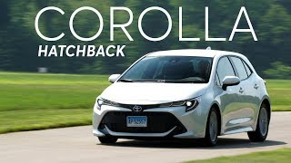 2019 Toyota Corolla Hatchback Quick Drive | Consumer Reports