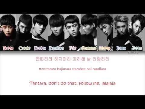 AlphaBAT (알파벳) - Tantara (딴따라) (Color Coded Han|Rom|Eng Lyrics)