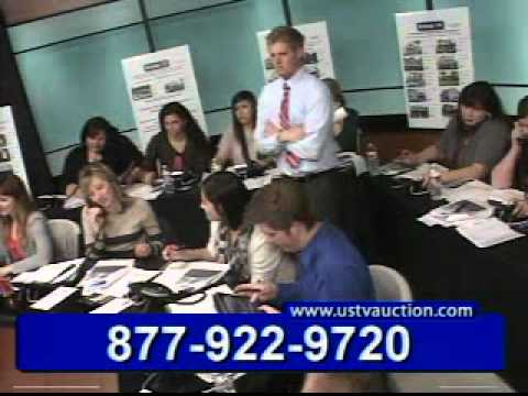 Live TV Real Estate Auction Show
