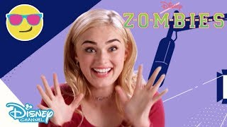 Z-O-M-B-I-E-S | Road to Zombies ft. Meg Donnelly ???? | Official Disney Channel UK