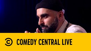 Tez Ilyas Hesitates To Defend Taxi Driver | Comedy Central Live