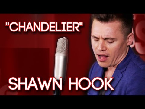 "Shawn Hook  - ""Chandelier"" 