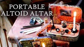 Portable Altoid Altar